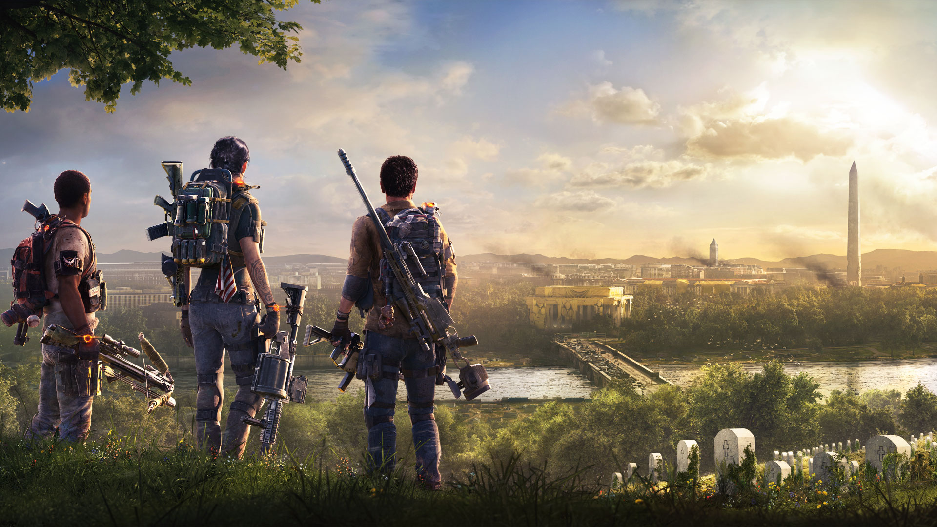 The Division 2 at E3 2018 Announcement