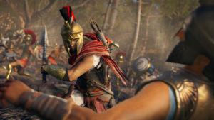 Assassins Creed: Odyssey Combat