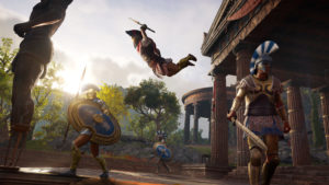 Assassins Creed Odyssey Assassination