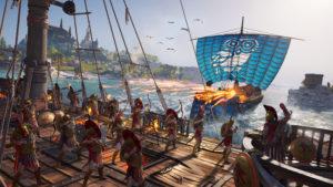 Assassins Creed Odyssey Gameplay