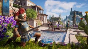 Assassins Creed: Odyssey Stealth Kill
