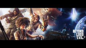 Ubisoft E3 2018 Beyond Good and Evil 2 Wallpaper