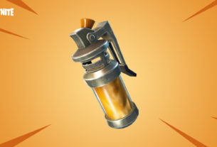 Fortnite v4.4 Content Update Stink Bomb