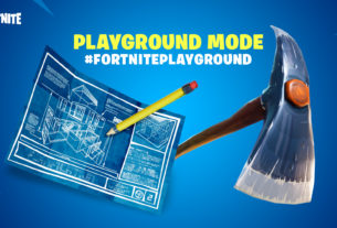 Fortnite v5.10 Patch Playground LTM