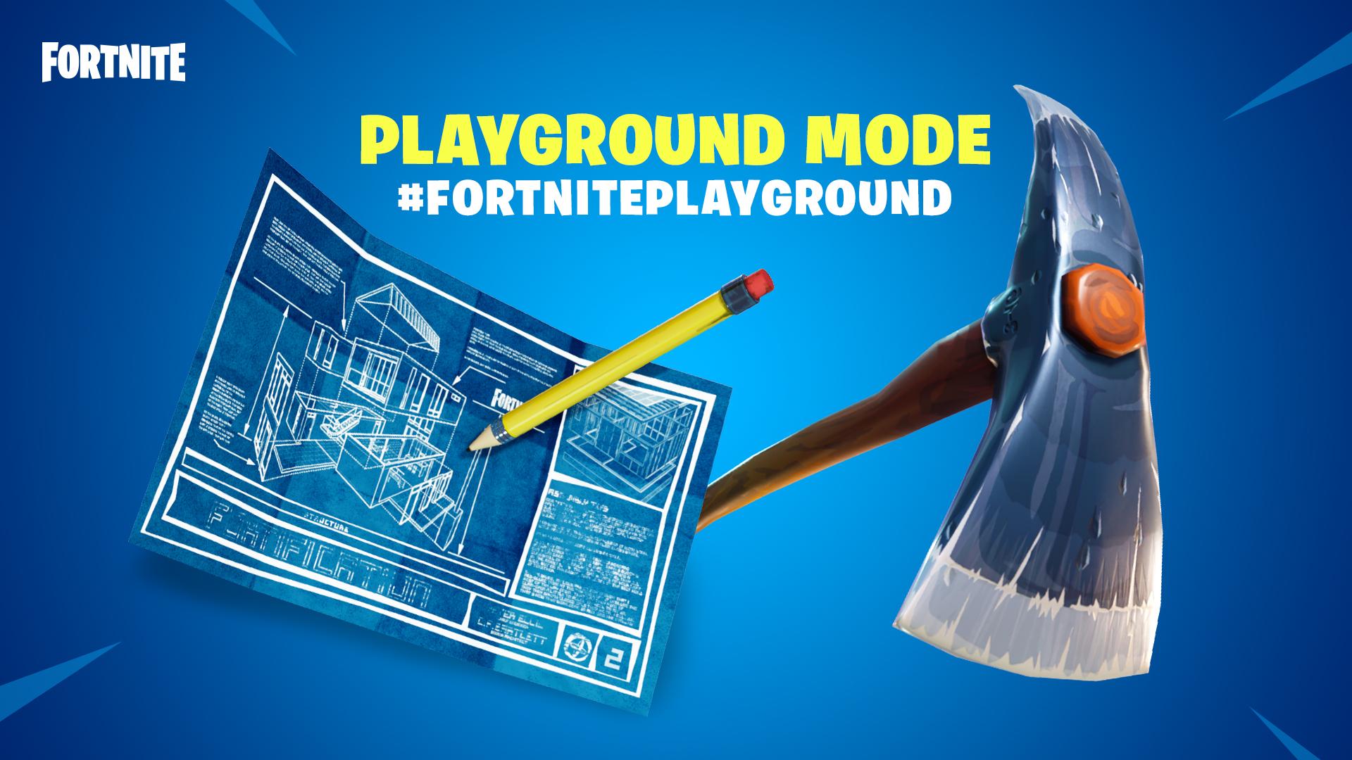 Fortnite v5.10 Patch Playground LTM