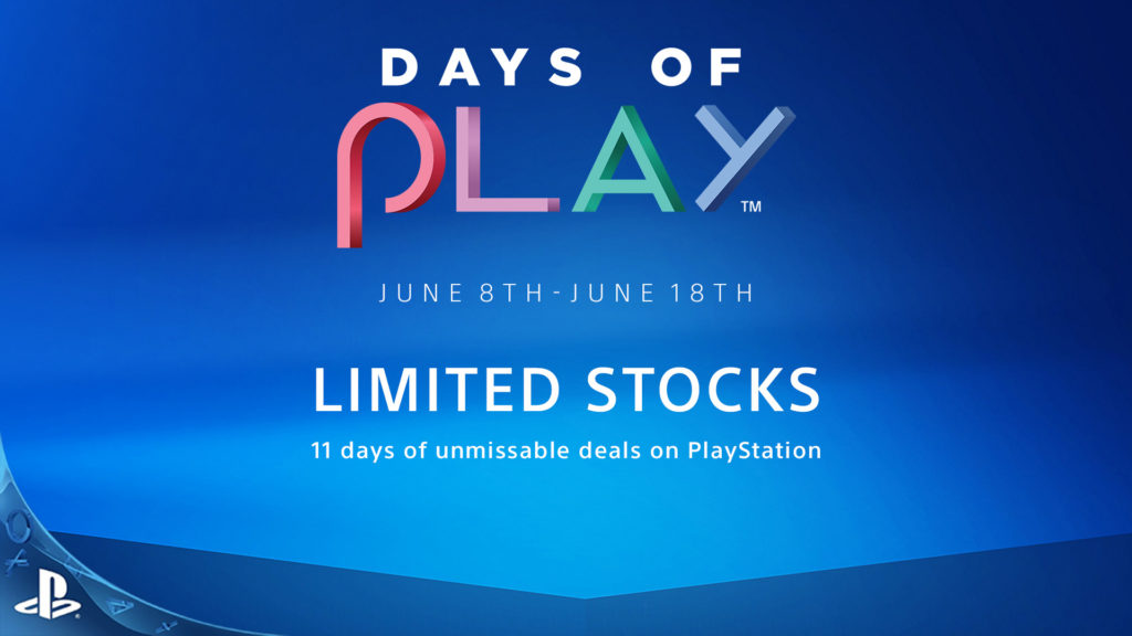 Sony Days of Play Sale India