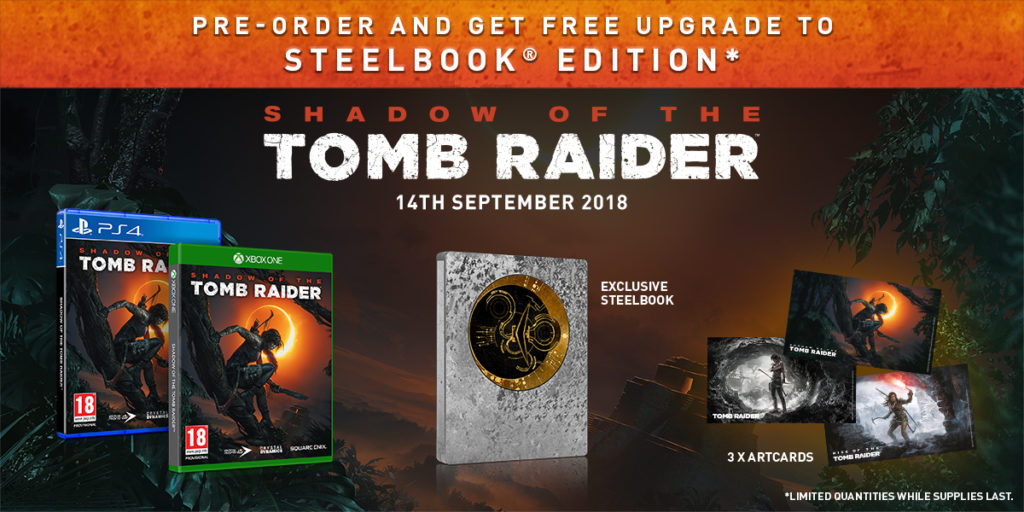 Shadow of the Tomb Raider Offer