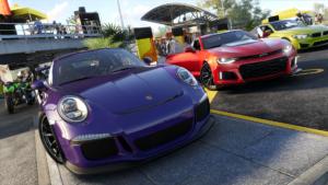 The Crew 2 Cars