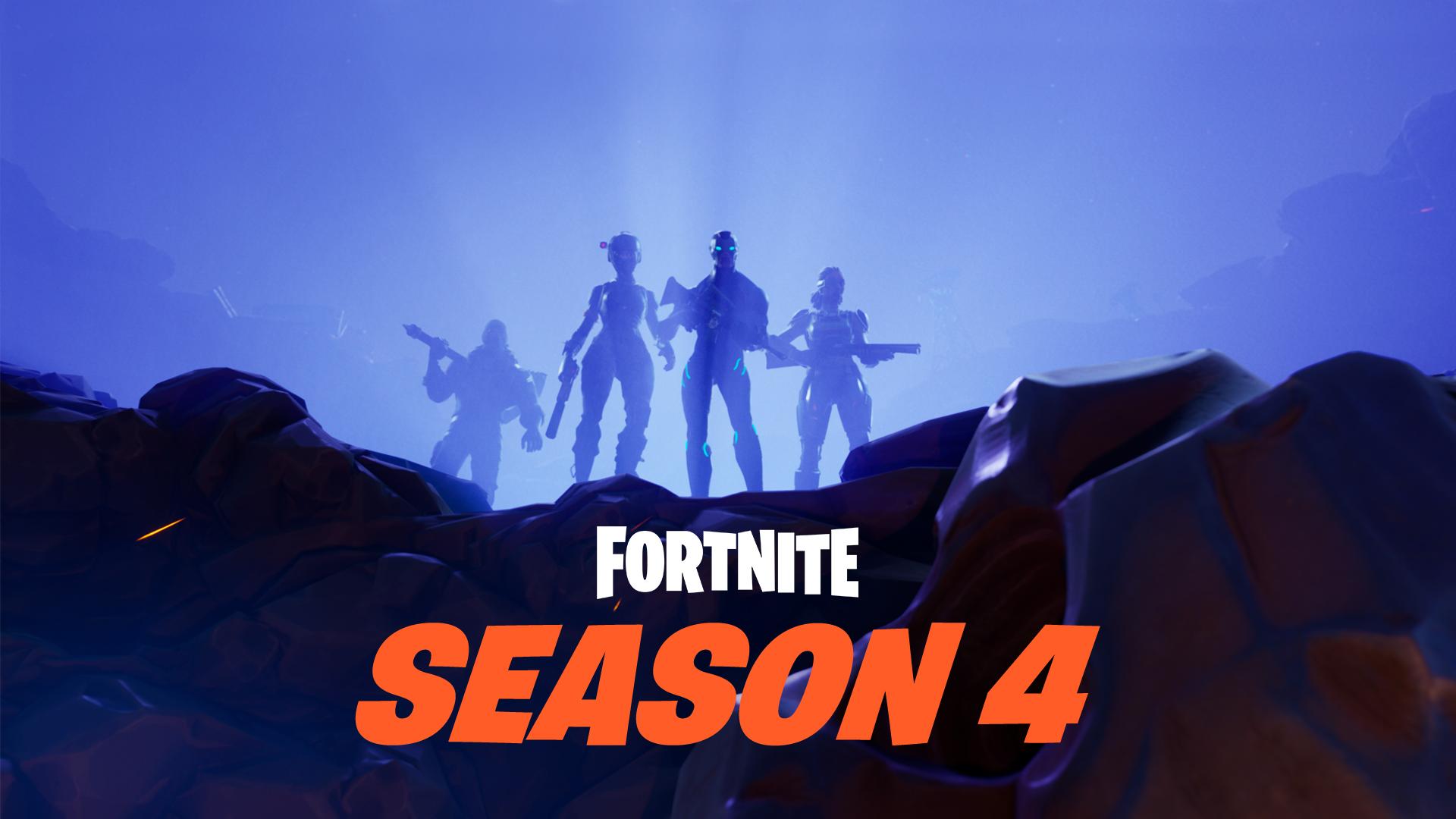 fortnite season 4 week 8 challenges - fortnite season 4 week 8 challenges guide