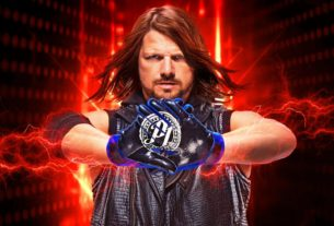 wwe 2k19 revealed aj styles