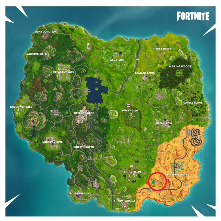 Fortnite Season 5 Week 2 Challenges Battle Star