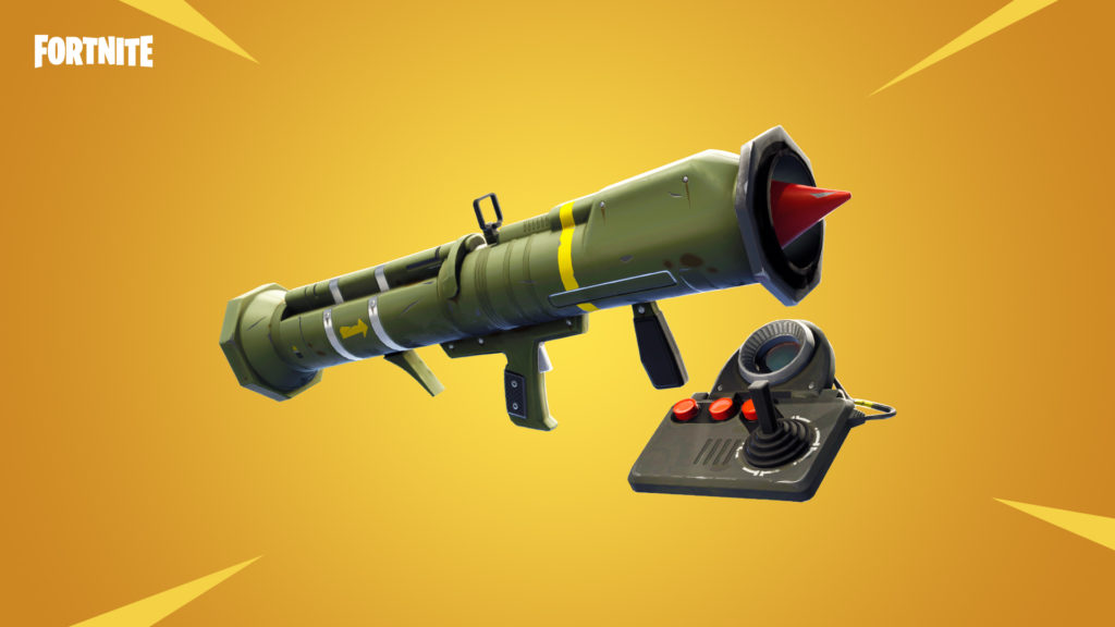 Fortnite v5.10 Content Update - Guided Missile