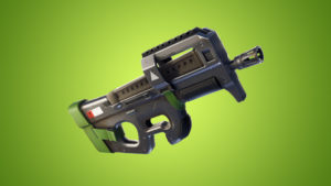 Fortnite v5.10 Patch - Compact SMG