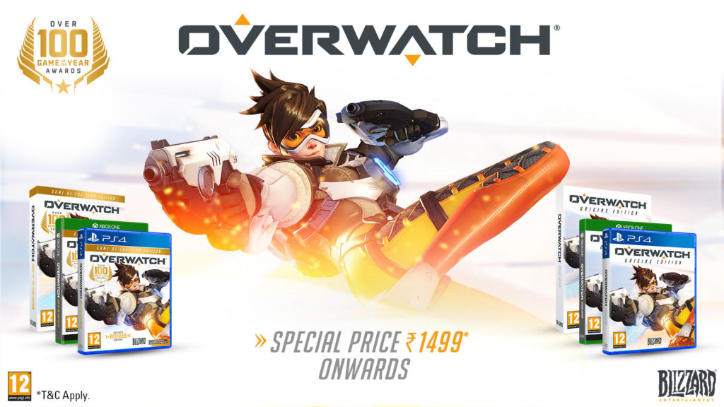 Overwatch: Game of the Year Edition Offer