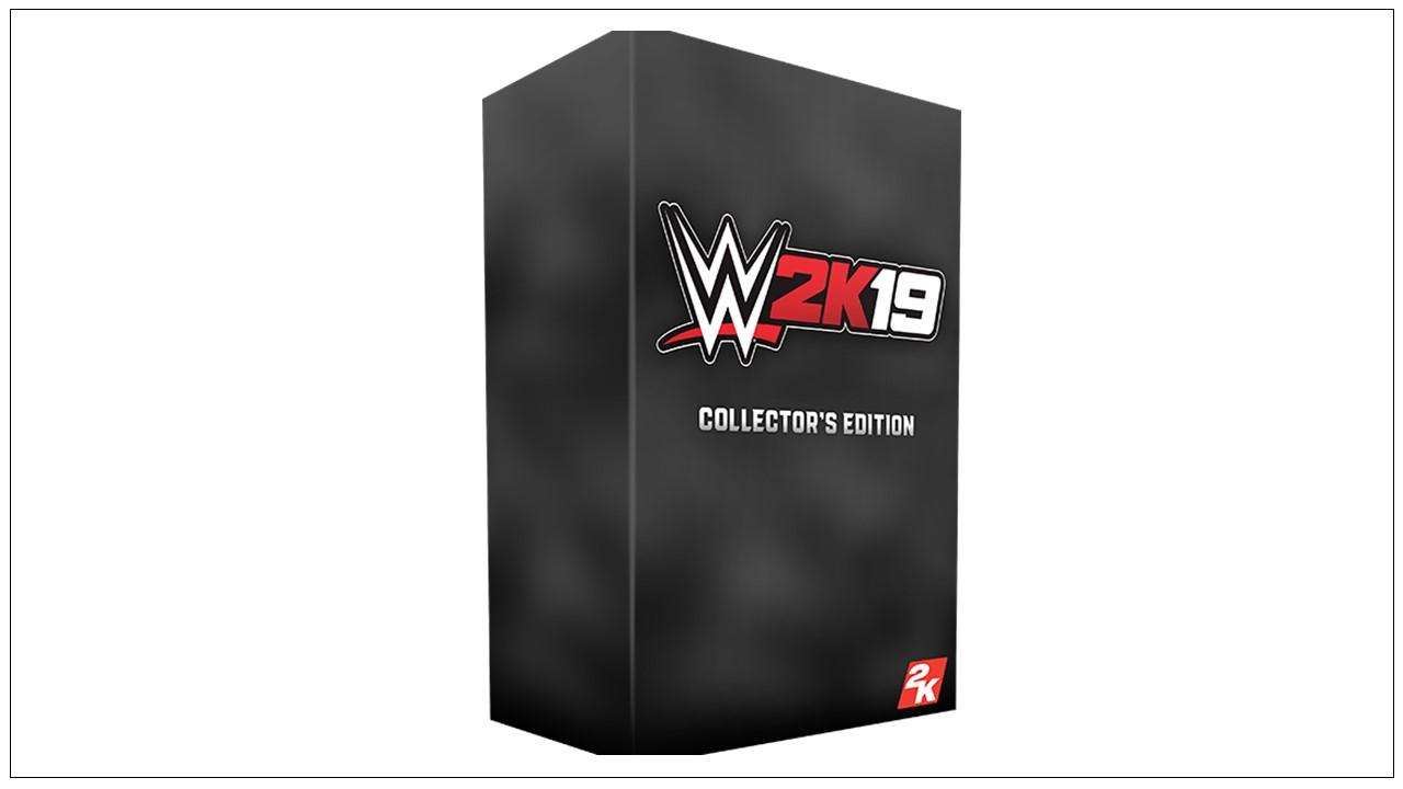 WWE 2K19 Wooooo! Edition