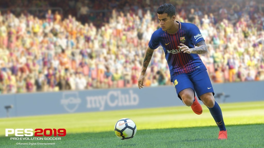 Games in August in 2018 - PES 2019
