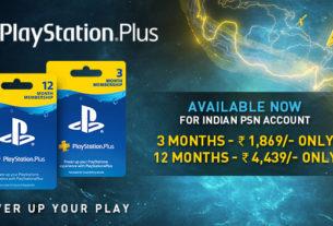 PlayStation Plus Membership in India