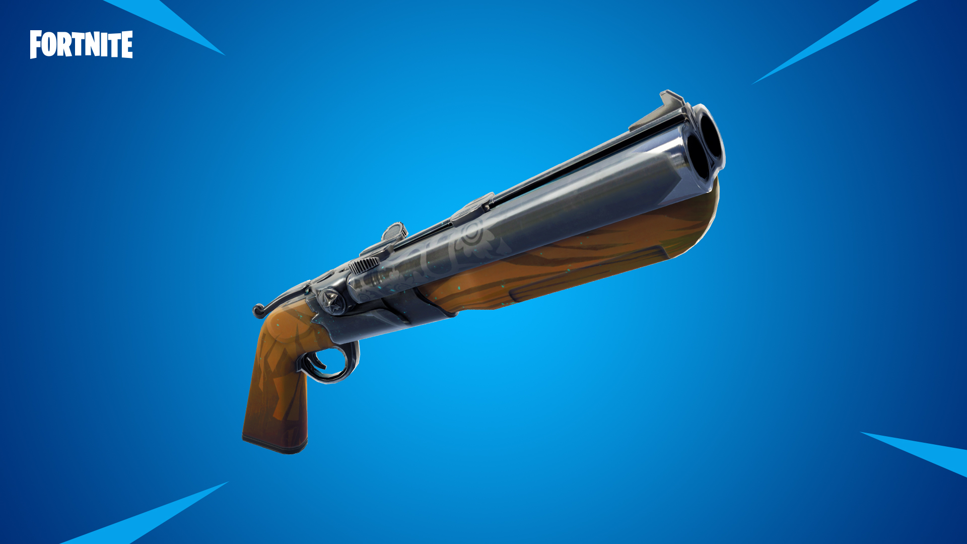 Fortnite v5.20 Patch - Double Barrel Shotgun