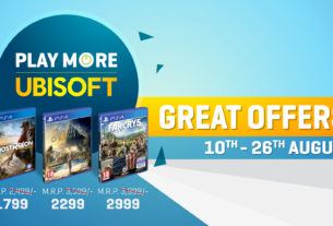 Ubisoft Blockbuster Games on PS4