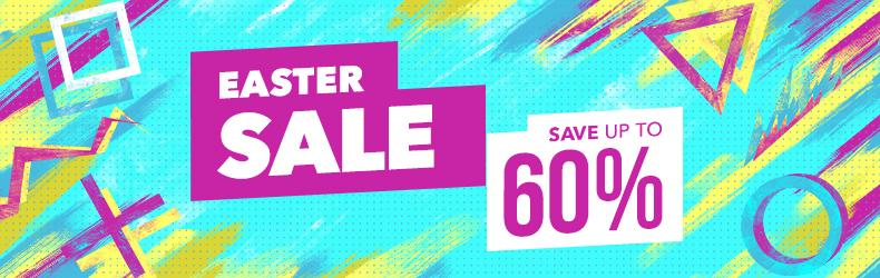 PlayStation Easter Egg Sale