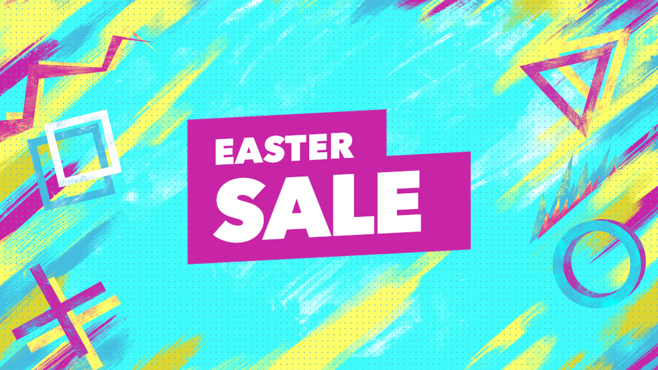 PlayStation Store Easter Egg Sale